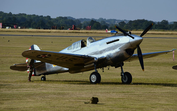 Duxford Flying Legends Airshow