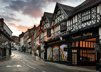 Shrewsbury Lockdown