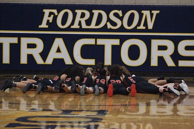 HS Sports - Dearborn at Fordson Girls Basketball 18
