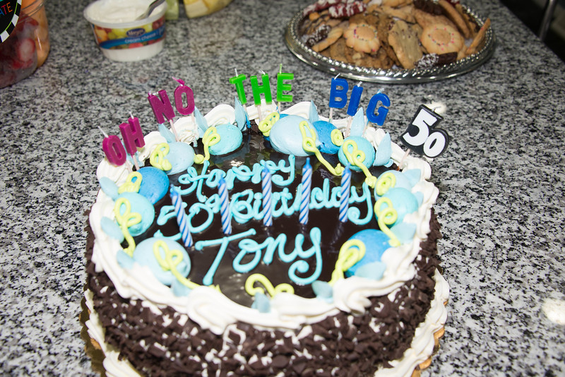 Tonys 50th Birthday 2016