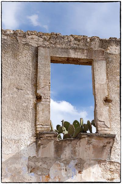 Pozos Windows of the Sky