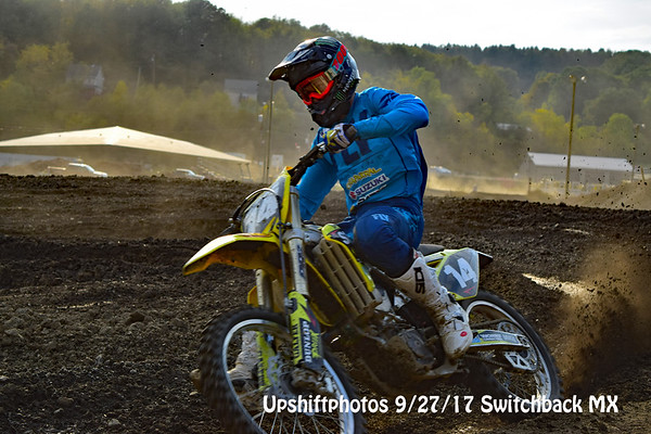 Upshiftphotos 9/27/17 Switchback MX