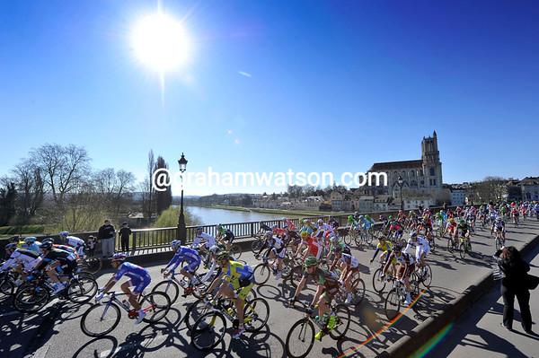 Paris-Nice Stage 1, 162kms