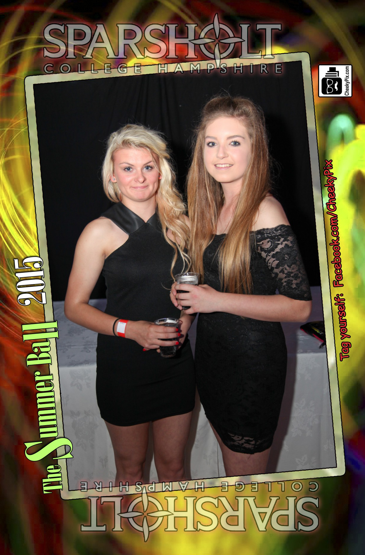 Student Ball photobooth hire