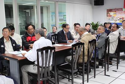 20121126 馬來西亞皇家測量師學會第二梯次參訪
