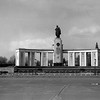 This is the Soviet war memorial, 300 meters from the Brandenburg gate but physically within West Berlin