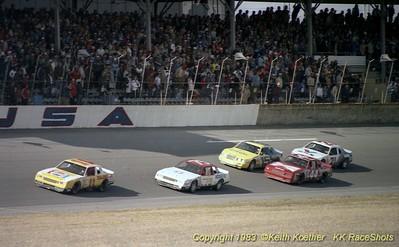 NASCAR 1983 Busch Clash