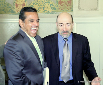 Sac Press Club with Mayor Antonio Villaraigosa