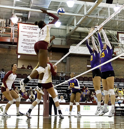 FSU vs Albany State - Tournament play 2011