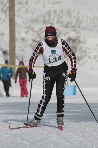 Cross Country Skiing - 2011-2012 Season