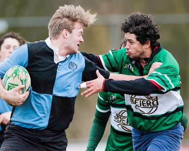Delft 2 vs Sanctus Virgilius RC 3 March 2013