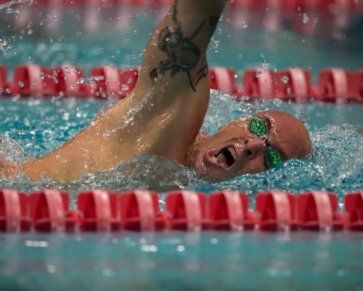 Warrior games 2013 Swimmer