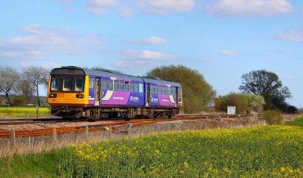 2012 - Northern Rail