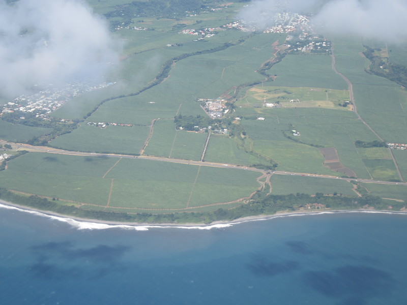 006_Ile De la Réunion. The East coast towns offer fields of sugar cane and vanilla.JPG