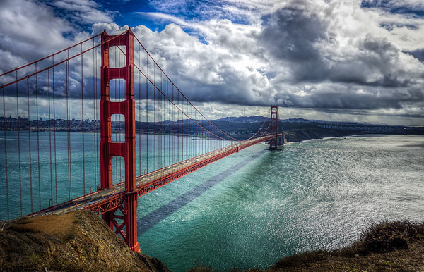 Golden Gate Bridge 2015