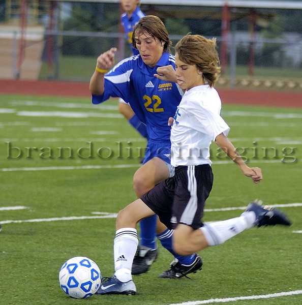 Lincoln-Way East Sophomore Soccer (2007)