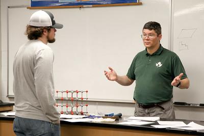 Physical Geology Lab