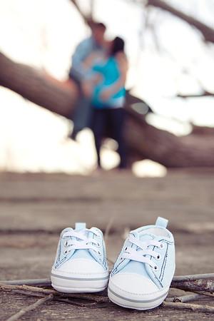 Alma Soria - Maternity