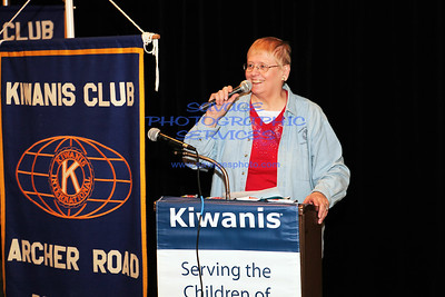 Kiwanis Club of Archer Road Spring Fantasy Fashion Show 4-6-14