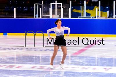 Junior Ladies - Free Skating