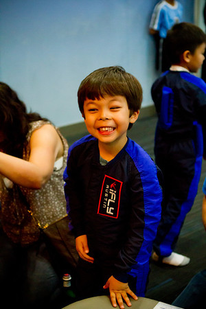 Joey's Birthday Party at iFLY Austin - April 7, 2013