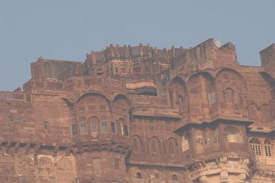 11-3-2013 Jodhpur-Jaswant Thada & Mehrangarth Fort