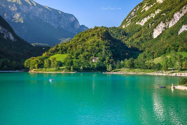 Tenno Lake (Lago di Tenno)