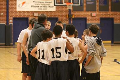 MS Boys Basketball - B Team