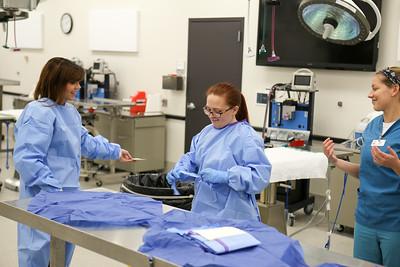 Scrub Lab ECE - 2nd Year Students