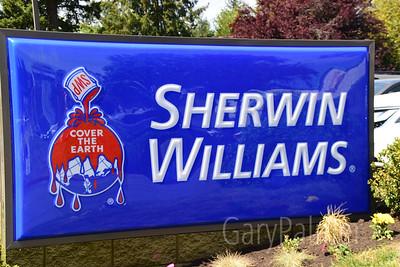 Sherwin Williams Ribbon Cutting