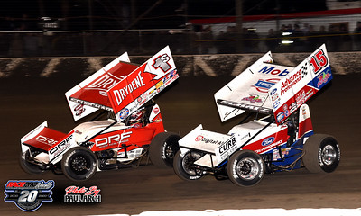 World of Outlaws Season Lid Lifter - 2/7/20 - Paul Arch