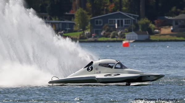 S-5 Flip at Spanaway Lake on 09-10-17