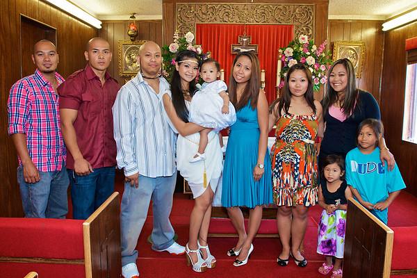 Mariella's Baptism (2012)