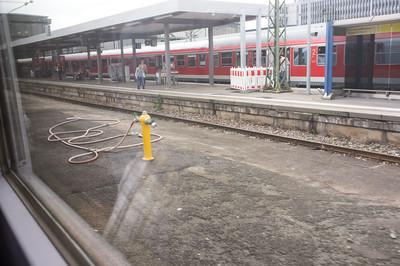 Paris to Stuttgart