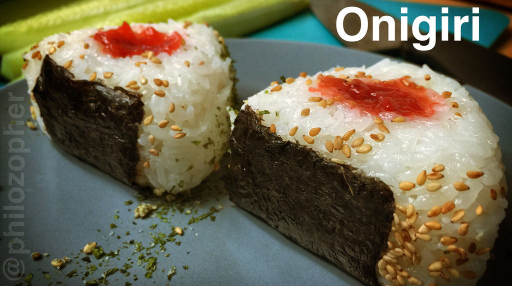 Onigiri (rice balls)