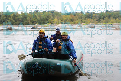 Lower Rafting - October 8th - 2 PM