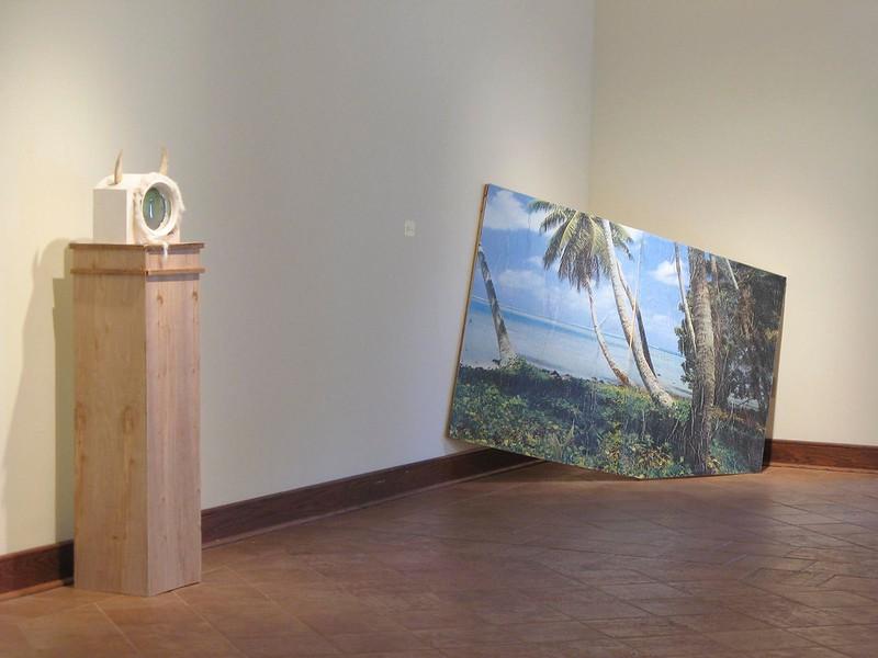 Mark and Phillip Estlund, Born of the Sun, Installation View