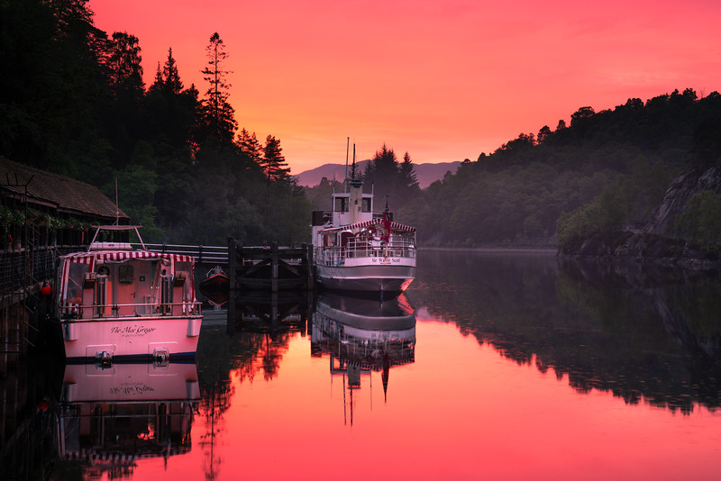Red Loch Katrine 1