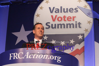 Rick Santorum Value Voters 2013