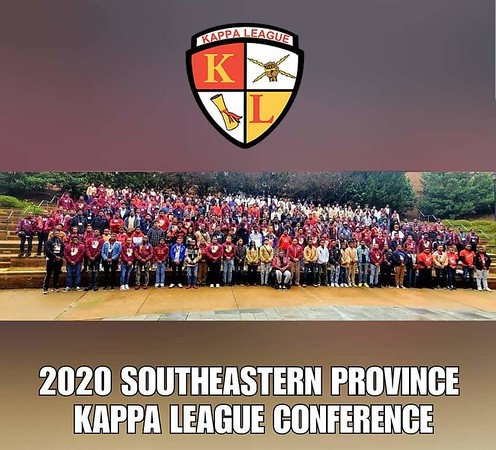 2020 Kappa League Conference