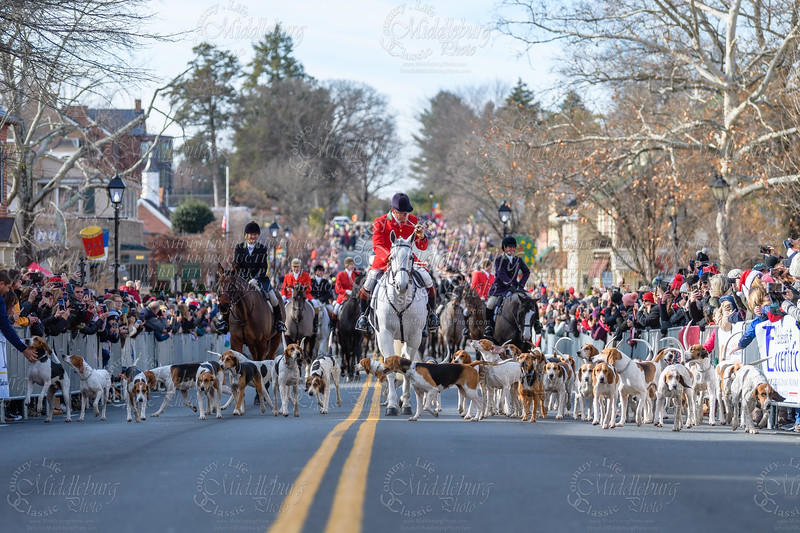 Christmas in Middleburg Parade