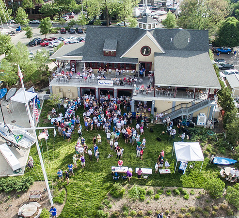 2017 SpinSheet Annapolis Crew Party