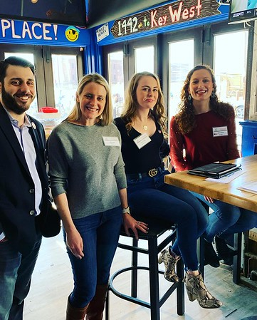 2020 Young Professional Network Sunday Funday