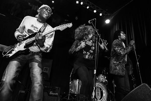 Brown Sugar - Ardmore Music Hall - January 18, 2014