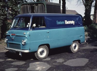 Eastern Electricity Board