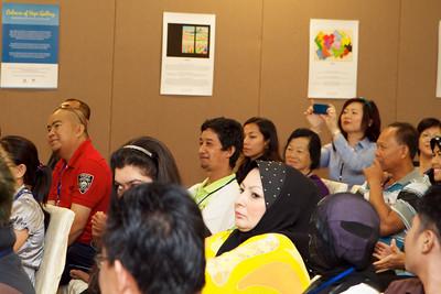 MaxFamily Congress Kuching 2011