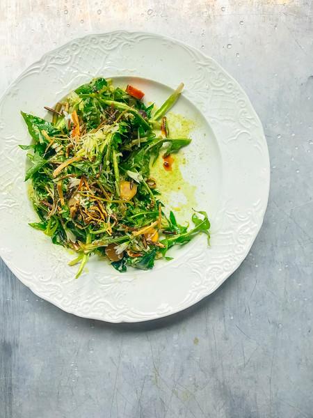 dandelion puntarelle salad g.jpg