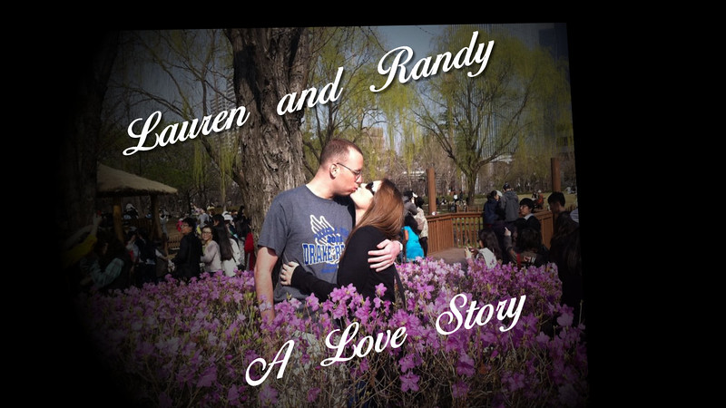 Lauren and Randy
