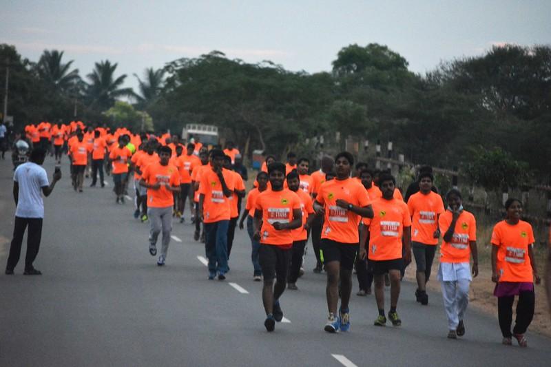 Tirupur Marathon 2018