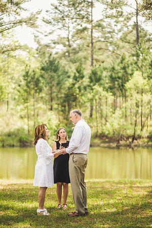 Larry & Steffany | Wedding at Loblolly Rise